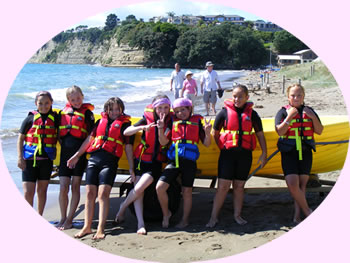 Team Building Turner Syndrome Girls